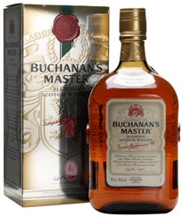 Buchanan's Scotch Master 750ml